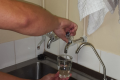 Water-tapped-from-Standard-mixer
