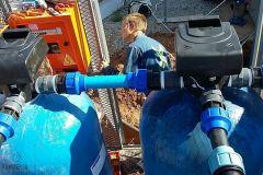 Pre-Filtration-Vessels-Connection