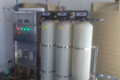 Industrial-RO-With-Pre-Filtration-Vessels-On-Skid