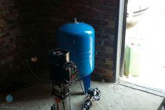 Vertical-Multi-Stage-Pump-With-Pressure-Tank