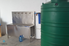 Manual-Bottling-Table-And-Storage-Tank