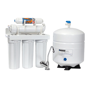 under counter reverse osmosis home water purifier