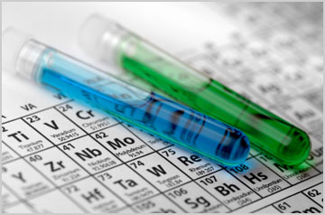 water testing and chemical analysis