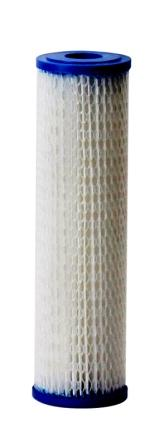 washable pleated water filter