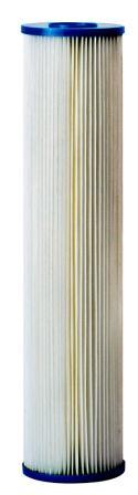 slimline pleated water filter