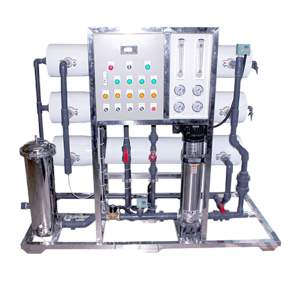 3000 lph industrial ro system